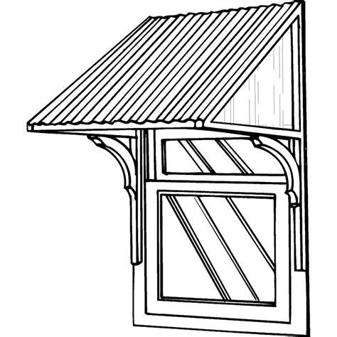 heritage door  window canopy brackets bunnings warehouse