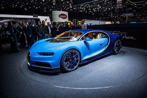Bugatti Chiron Top Speed 2018 bugatti chiron gallery 668271 top speed