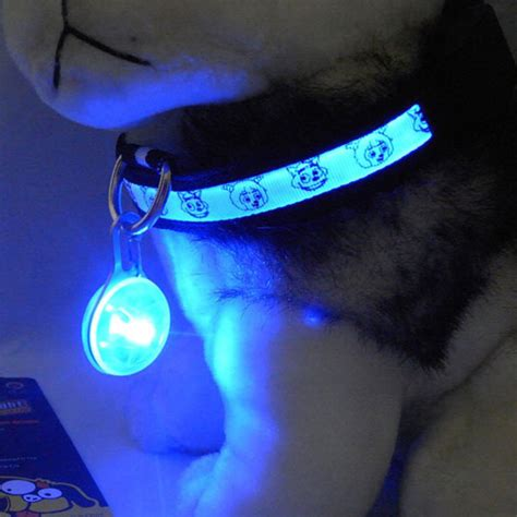 light for collar safety led collar flashlight top pet gifts