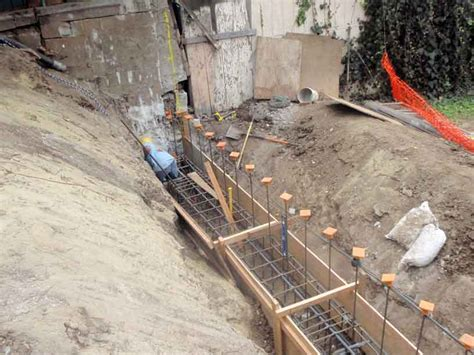 how to form a concrete retaining wall los angeles retaining wall sinai construction engineering