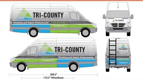 commercial van wraps commercial van solutions llc