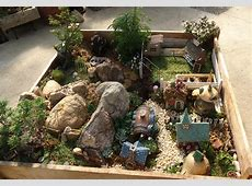 Miniature Gardening Town and Country Nurseries