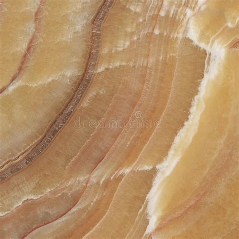 Beige Onyx Marble, Natural Stone Texture Stock Photo