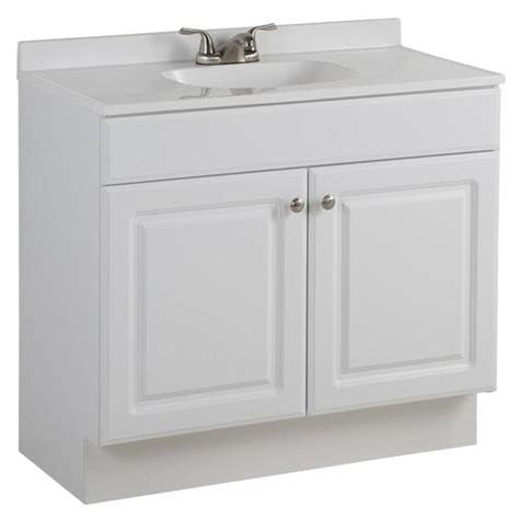 project source   white single sink bathroom vanity