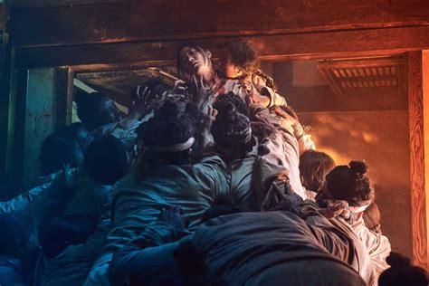 netflix kingdom zombie horror korean series season heaven