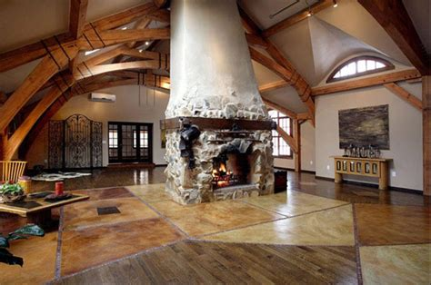 home interior usa timber framed home fused with modern amenities in new
