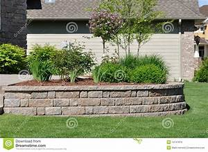 Retaining wall royalty free stock images image