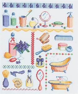 1000 images about embroidery bathroom on pinterest for Bathroom cross stitch patterns free