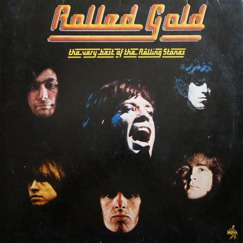 Rolling Stones Best Of The Rolling Stones Rolled Gold The Best Of The