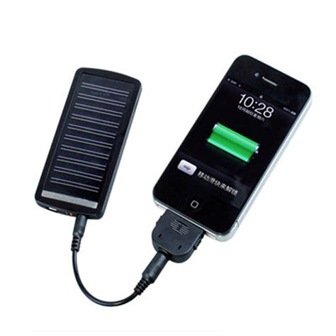 solar powered phone solar phone charger powerbee 174 compact