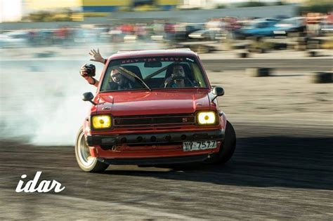 Toyota Starlet Kp61 4age 20v Blacktop ! I'm In There