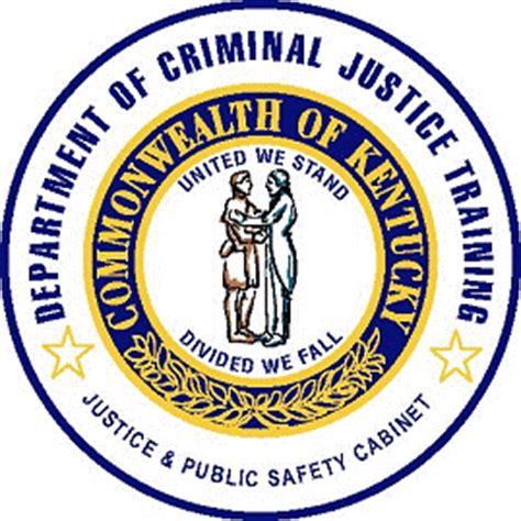 kentucky department  criminal justice training graduates