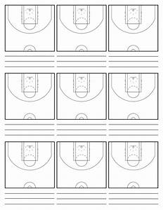 Basketball Court Diagram Labeled  U2014 Untpikapps