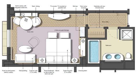 luxury master suite floor plans sydney luxury deluxe hotel room the langham sydney