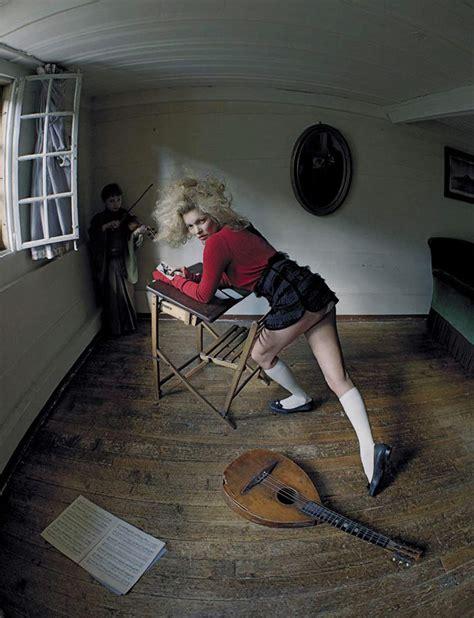 Kate Moss Tim Walker For Vogue Italia September