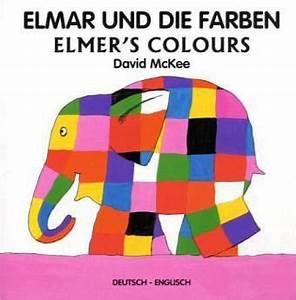 Farben Auf Englisch : elmar und die farben deutsch englischelmer 39 s colours von david mckee buch ~ Orissabook.com Haus und Dekorationen