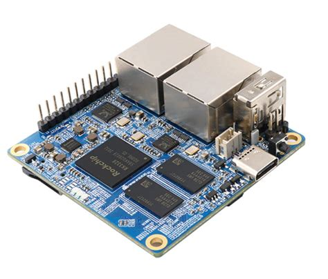 Is there already a techdata page available for xunlong orange pi r1 plus ? Orange Pi R1 Plus Router SBC with Dual Gigabit Ethernet ...