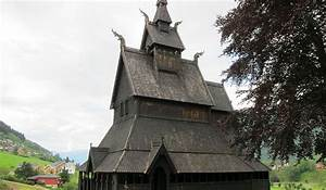 Norway's Medieval Wooden Churches Look Plucked From a ...