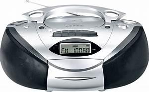 Cd Kassetten Radio : farbenfroh grundig radiorecorder mit cd player ~ Kayakingforconservation.com Haus und Dekorationen