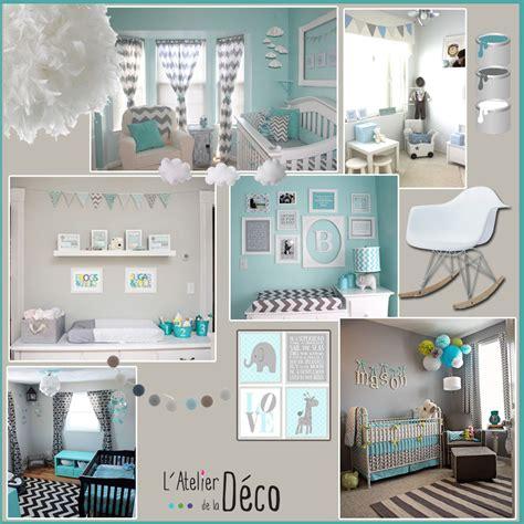 papier peint pour chambre bebe fille chambre bébé l 39 atelier de la déco décoration d
