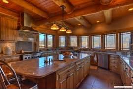 Luxury Log Cabin Home Kitchen For Pinterest Best Ideas Of Primitive Kitchen Ideas For Small Spaces With Marble Primitive Kitchen Cabinets Ideas 6982 BayTownKitchen October 20 2014 Decorating Ideas Design Inspiration Kitchen Small