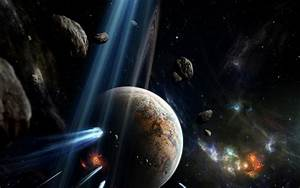 Space Planet Wallpapers - Wallpaper Cave
