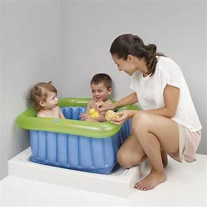 Baignoire Pour Douche Bébé : baignoire b b gonflable pour espace douche 60x60cm 33 sur allob b ~ Melissatoandfro.com Idées de Décoration