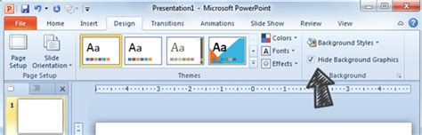 printing  powerpoint  turning  background images