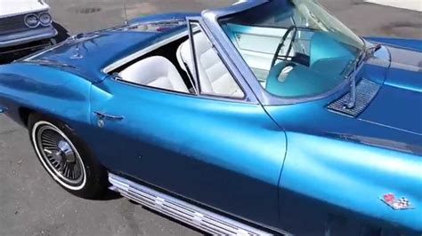 corvette roadster  salematching nassau blue