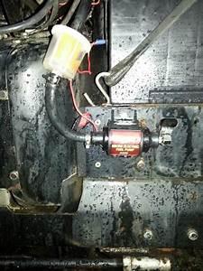 Fuel Pump Woes - Bolens Tractor Forum