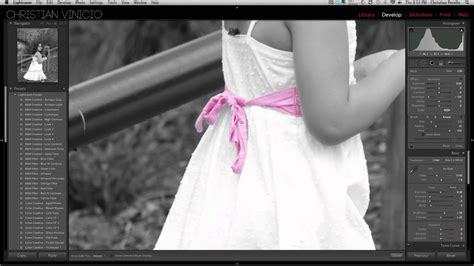 black  white  color  adobe lightroom   adobe photoshop cs youtube