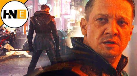 The Tragic Reason Hawkeye Becomes Ronin Avengers