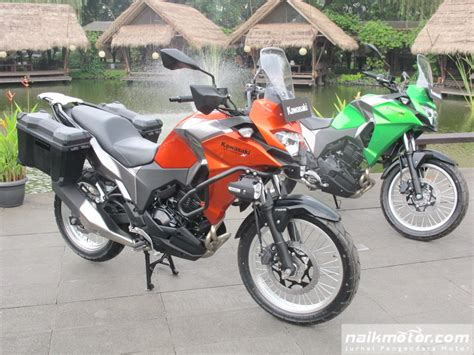 Kawasaki Versys X 250 Image by Kawasaki Versys X 250 Launched In Indonesia