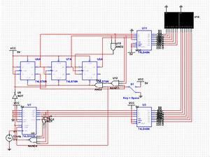 0 60 Counter Circuit Diagram