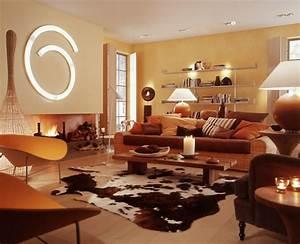Wohnzimmer farben gestalten for Farben wohnzimmer