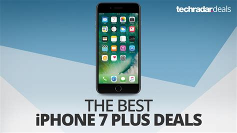 the best iphone 7 plus deals and uk contracts in july 2019 techradar