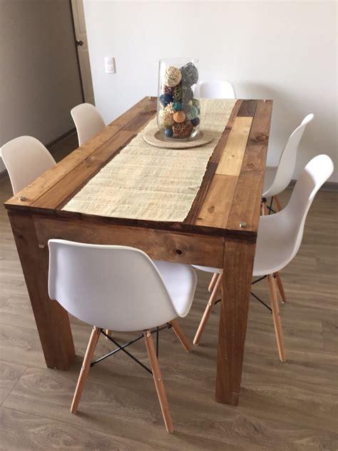 mesas de comedor 169 000 en mercado libre