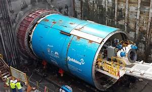 Sound Transit's tunnel-boring machine reaches daylight ...