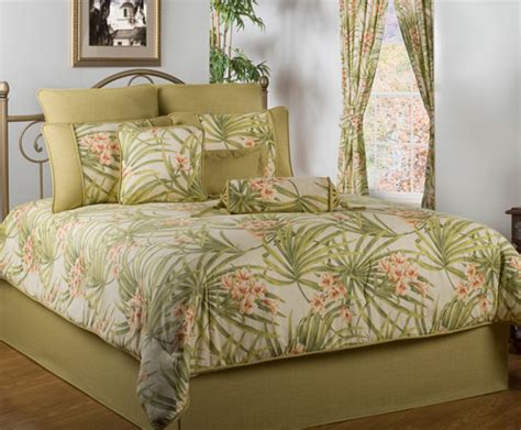 Tropical Comforter Sets Coastal-superb Japanese Modern