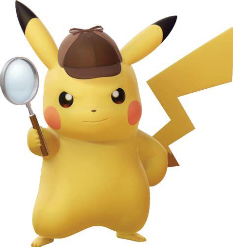 Detective Pikachu Character Bulbapedia The Community