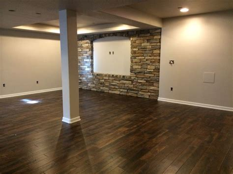 hardwood flooring in basement 102 best images about basement on pinterest