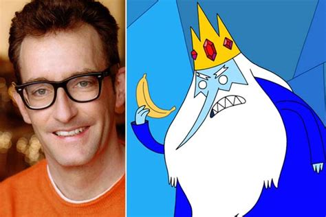 'adventure Time' Actor Tom Kenny On Ice King's Loneliness