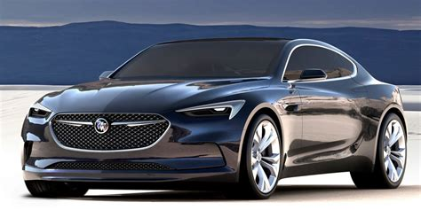 Buick Sports Coupe buick debuts the avista sport coupe askmen