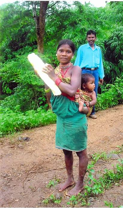 Tribe Baiga Pradesh Madhya Indian Wikipedia Tribal