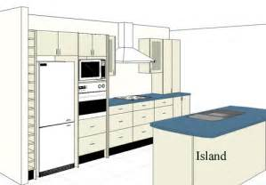 Open Kitchen Floor Plans With Islands Open Kitchen Floor Plans With Islands Home Constructions