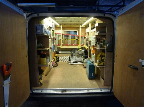 Diy Van Storage System Diy Do It Your Self