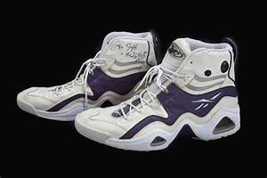 5b4018d0c471 Reebok Shaqnosis Kazaam Custom Shoes by  Mache275. SHAQUILLE O NEAL GAME  WORN AND SIGNED SHOES - Current .