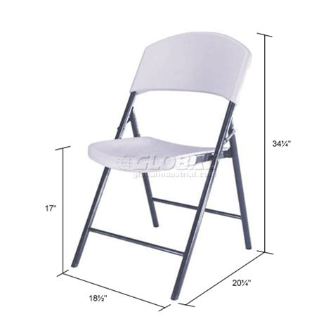 chairs folding chairs lifetime 174 durastyle folding