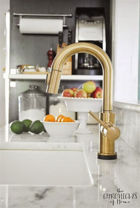 gold kitchen sink faucet the prettiest kitchen faucet you ever did see plumbing