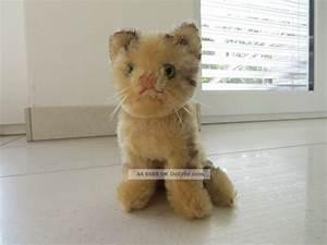 Steiff Tiere Alt : steiff katze fluffy cat alt ~ Watch28wear.com Haus und Dekorationen